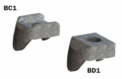 Type BC1 & BD1 Components