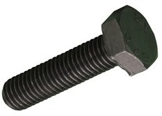 Hexagon Setscrews 8.8 Metric Self Colour H.T steel