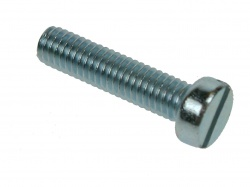 Slotted Cheese Head Machine Screws