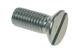 Slotted Countersunk Machine Screws