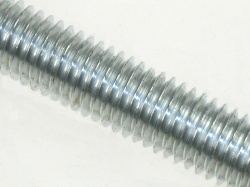 Metric Allthread Studding Galvanised  Steel