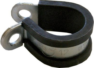 Rubber-Lined P-Clips