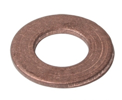 Copper Flat Washers