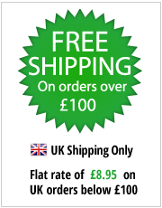 Free UK Shipping on Orders over �100