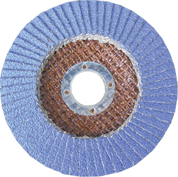 Flap Disc 125mm x 22mm medium