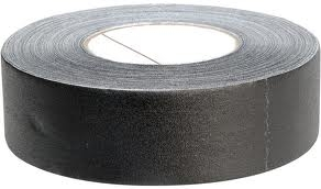 Gaffer Tape (cloth / tank tape) Black