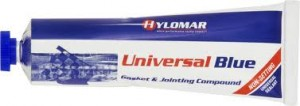Hylomar blue universal gasket jointing compound