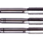 Hss Metric 3.5mm Hand Tap Set Straight Fluted
