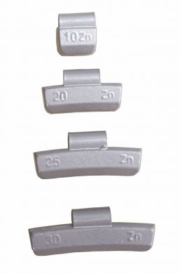 Wheel Weight For Alloy Wheels 15g Pack Of 100