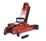 LOW ENTRY TROLLEY JACK 2 TONNE QTY 1