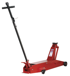 5 TONNE LONG REACH TROLLEY JACK QTY 1