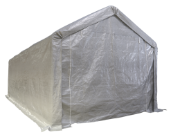 H.DUTY INSTANT CAR SHELTER QTY 1