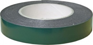 Double Sided Foam Tape 25mm x 10m (1mm thick)