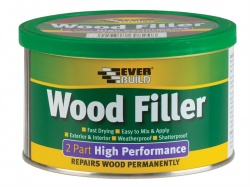 WOOD FILLER HI-PERFORMANCE 2 PART OAK QTY 1