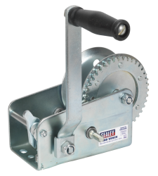 900KG GEARED HAND WINCHES QTY 1