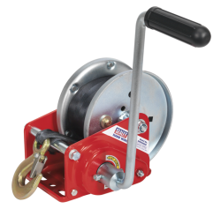 900KG GEARED HAND WINCHES WITH AUTO BRAKE QTY 1