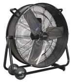 1065MM  2-SPEED HI-VELOCITY DRUM FAN QTY 1
