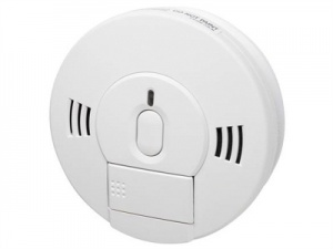 CARBON MONOXIDE & SMOKE ALARM BATTERY QTY 1