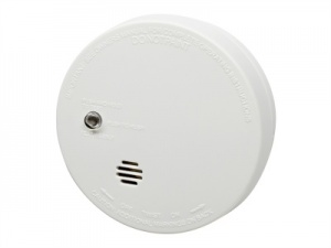 SMOKE ALARM IONISATION 9V BATTERY QTY 1