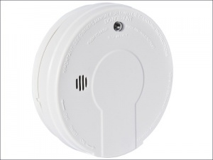 SMOKE ALARM IONISATION LIVING AREAS HUSH 9V  QTY 1
