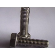 M6 X 30MM HEX SETSCREW A4-80 ST/ST QTY 100