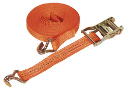 35MM X 10MTR RATCHET TIE DOWNS  QTY 1