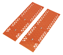 VEHICLE TRACTION TRACKS-PAIR  QTY 1
