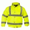 Hi-Vis Bomber Jacket X-Large Yellow