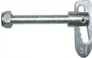 1/2UNF SHANK BOLT-ON TYPE ANTILUCE  FASTENERS 75MM QTY 1