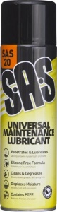Universal Maintenance Lubricant / Penetrant Case of 12 500ml