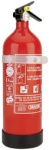 DRY POWDER FIRE EXTINGUISHER 2KG QTY 1