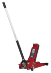 LOW ENTRY TROLLEY JACK 2 TONNE  RED QTY 1