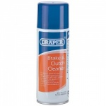 BRAKE AND CLUTCH CLEANER 400ML QTY 1