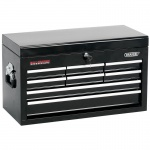 8-DRAWER TOOL CHEST BLACK QTY 1