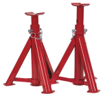 FOLDING AXLE STANDS (PAIR) 6TONNE CAPACITY PER PAIR QTY 1
