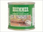BRUMMER EXTERIOR WOOD FILLER STOPPING SMALL EBONY QTY 1