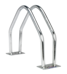 BICYCLE RACKS CAPACITY 1 QTY 1