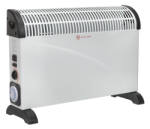 2000W CONVECTOR HEATER  TURBO  & TIMER 230V QTY 1