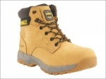 DEWALT CARBON HIKER BOOTS WHEAT UK SIZE 10 QTY 1PR