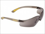 DEWALT CONTRACTOR  PRO SAFETY GLASSES  SMOKE QTY 1