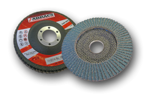 115 X 22MM  60 GRIT FLAP DISC ZIRCONIUM QTY 1
