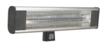1800W WALL MOUNT CARBON FIBRE INFRARED HEATER 230V QTY 1
