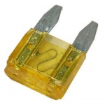 Mini blade fuse 5 amp qty25
