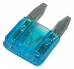 Mini blade fuse 15 amp qty25