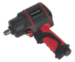 700LB AIR IMPACT WRENCH TWIN HAMMER 1/2SQDR QTY 1