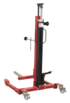 WHEEL REMOVAL-LIFTER TROLLEY WITH QUICK LIFT 80KG QTY 1