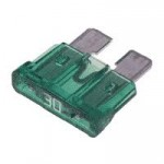 Blade Fuse (standard auto) 30A pack of 50