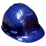 A59 Safety Hard Hat Blue Size 52-62cm