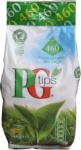 PG TIPS TEA BAGS (460) 1 CUP BAGS QTY 1