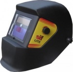 Welding Helmet Auto Darkening (No Batteries Req)